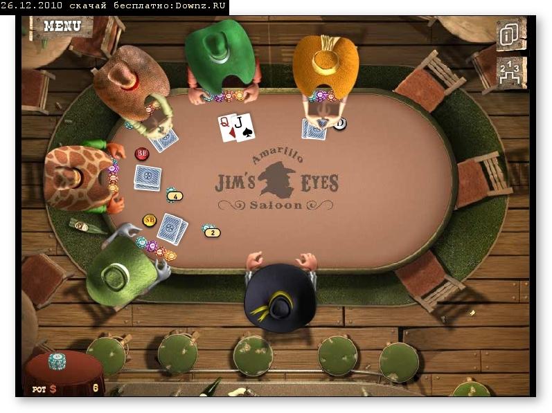 Бесплатно В Покер