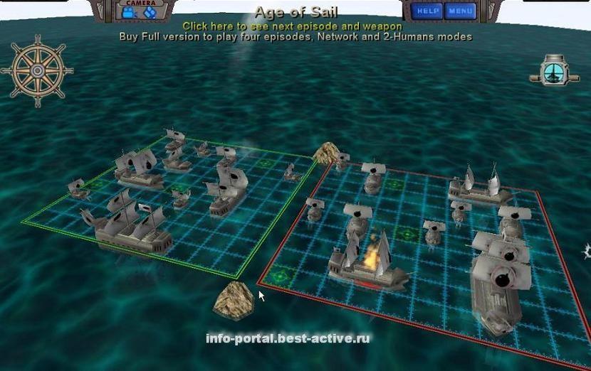 скачать морской бой онлайн на пк