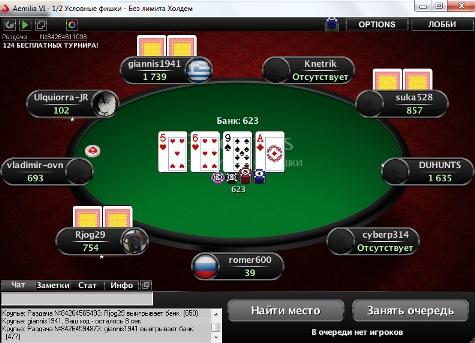 Покер Играть Онлайн Бесплатно Без Регистрации