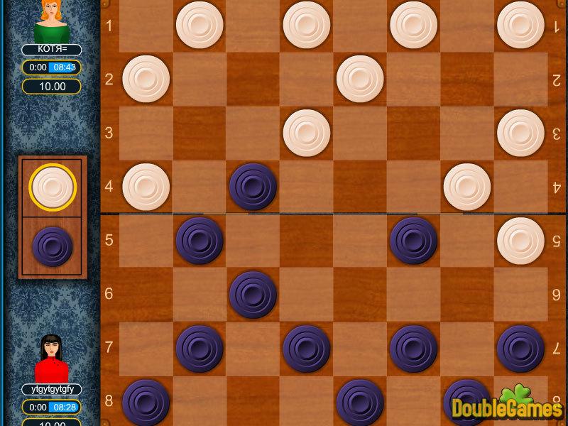 Сексуальные шашки игра разделяю