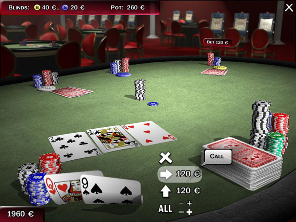 Texas holdem poker играть