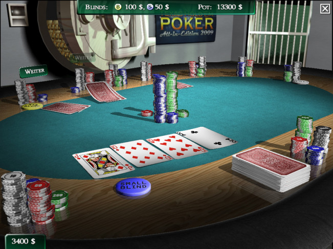 Texas holdem poker pc