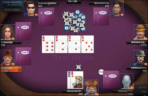 Texas holdem poker правила игры