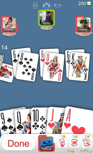 Дурак онлайн durak online card game