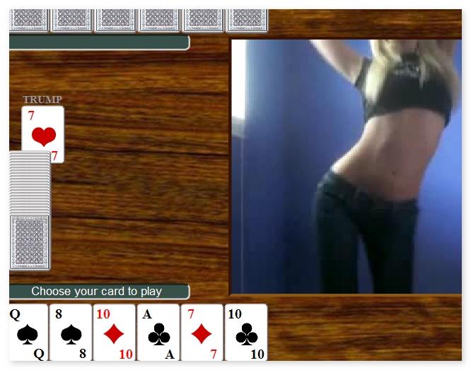 карты игры раздевание на играть онлайн бесплатно в