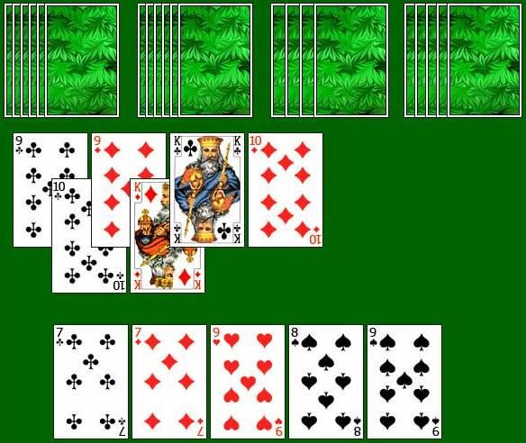 играть карты на ее номер