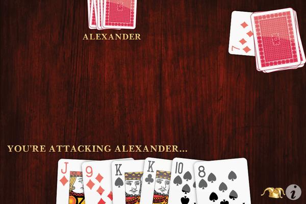 Играть карты дурак на 4 человек играть клондайк карты