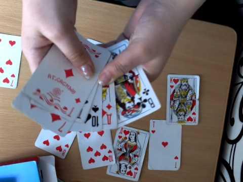 Как научится играть в карты хорошо казино франк играть