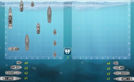 морской играть онлайн