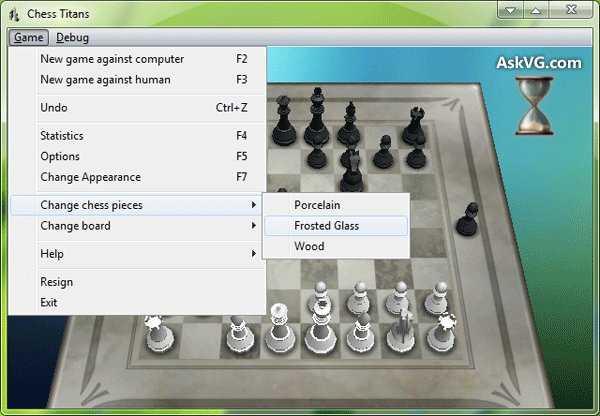 скачать chess titans для windows 7 на русском