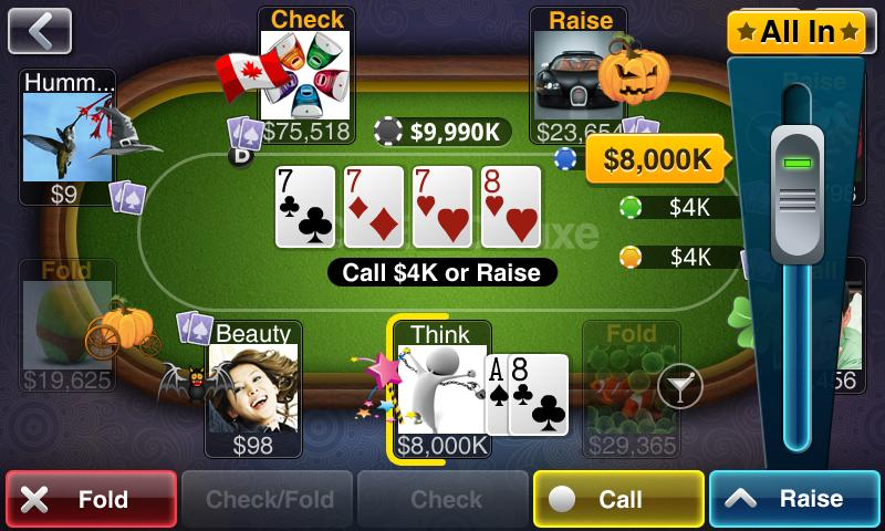Texas holdem poker android